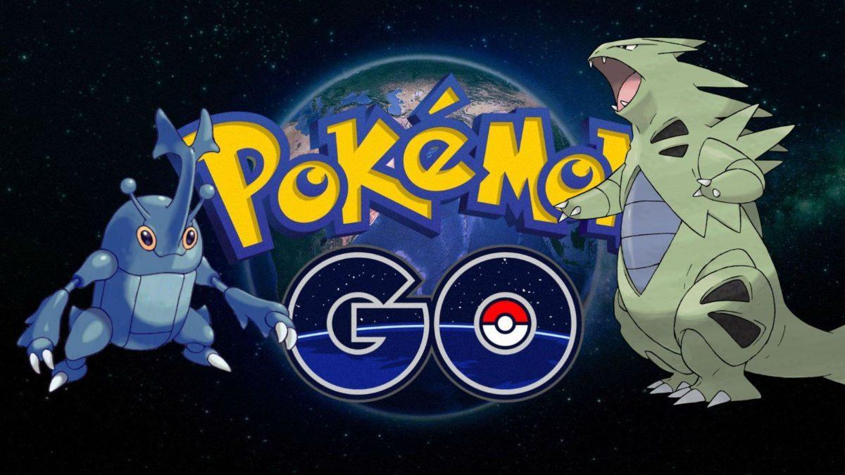 Pokemon Go: Catching Heracross and Tyranitar | Modojo