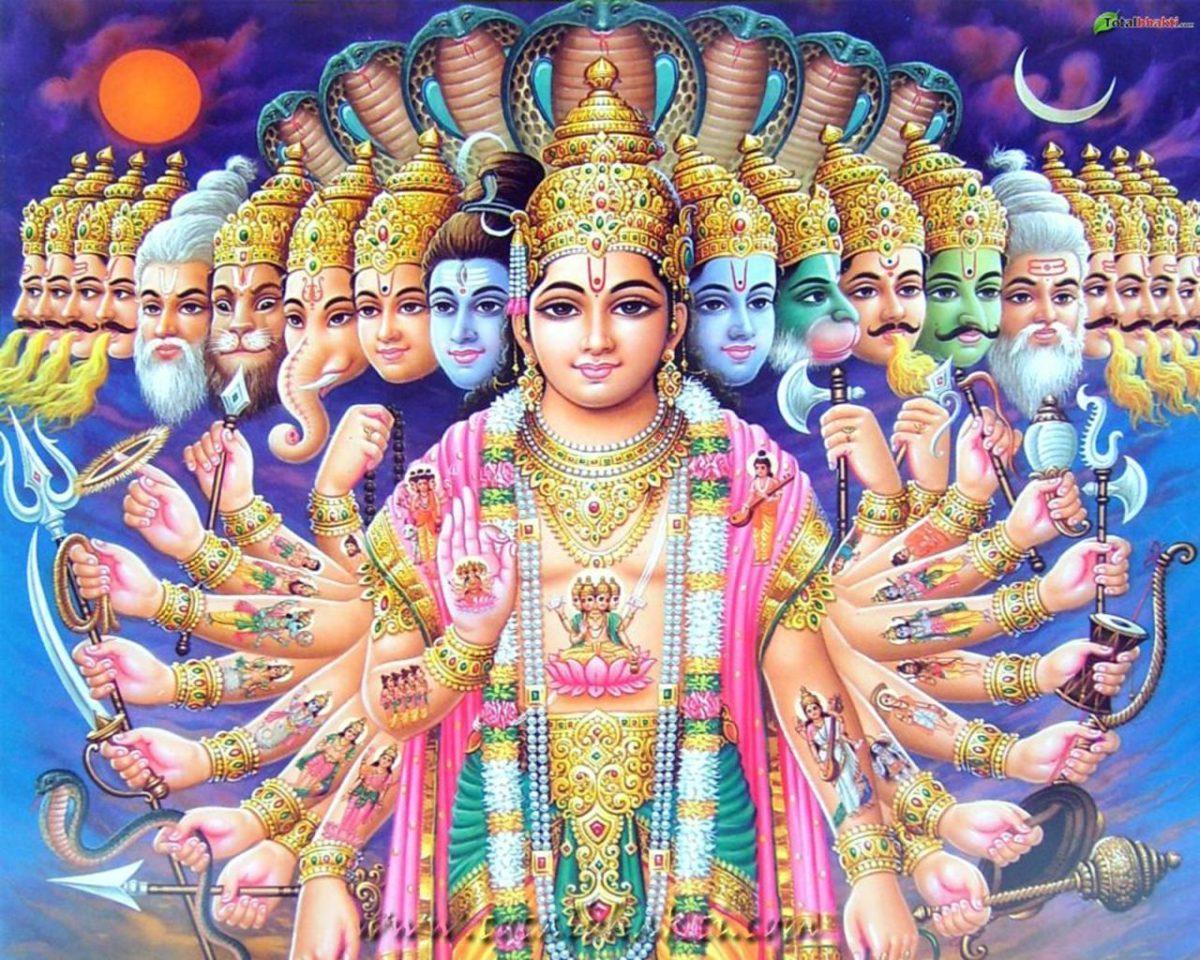 vishnu wallpaper, Hindu wallpaper, Lord Vishnu Avatar, blue and …