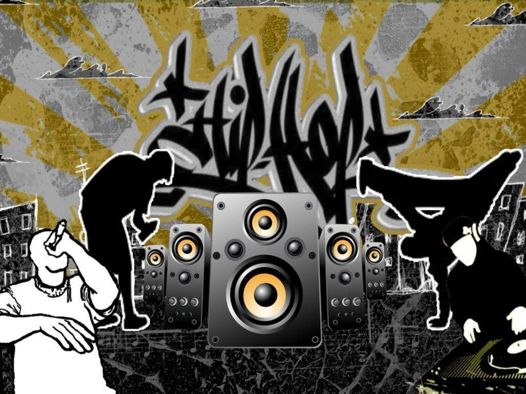 Wallpapers For > Hip Hop Wallpaper