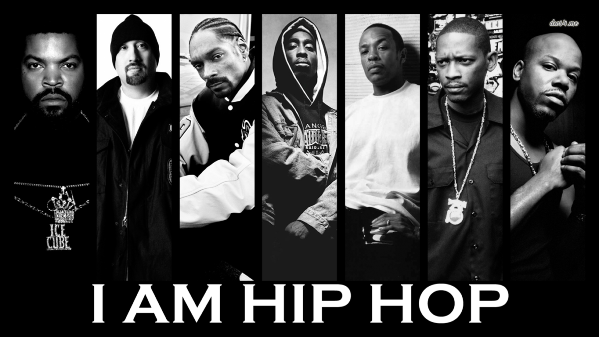 I am Hip Hop wallpaper – Music wallpapers – #
