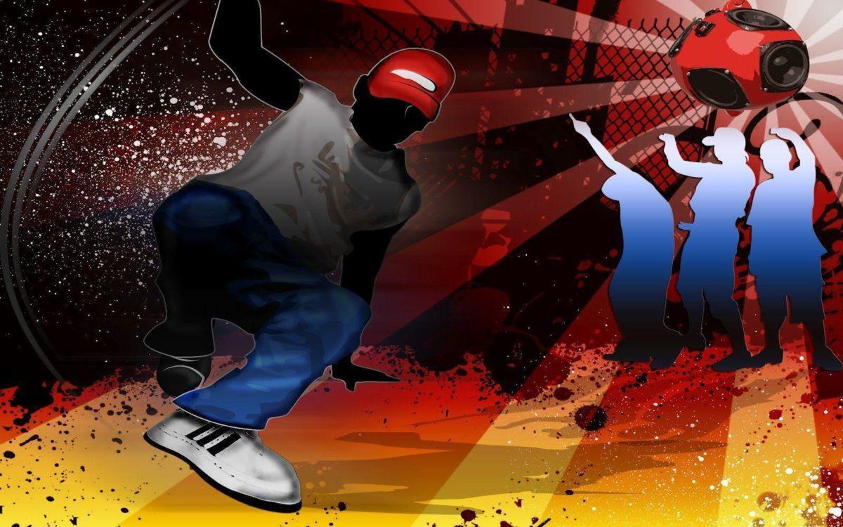 Hip Hop Cartoon Wallpaper PC #1638 Wallpaper | Wallpaper Screen …