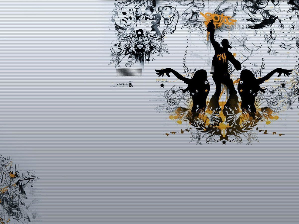 Wallpapers For > Hip Hop Music Background Designs