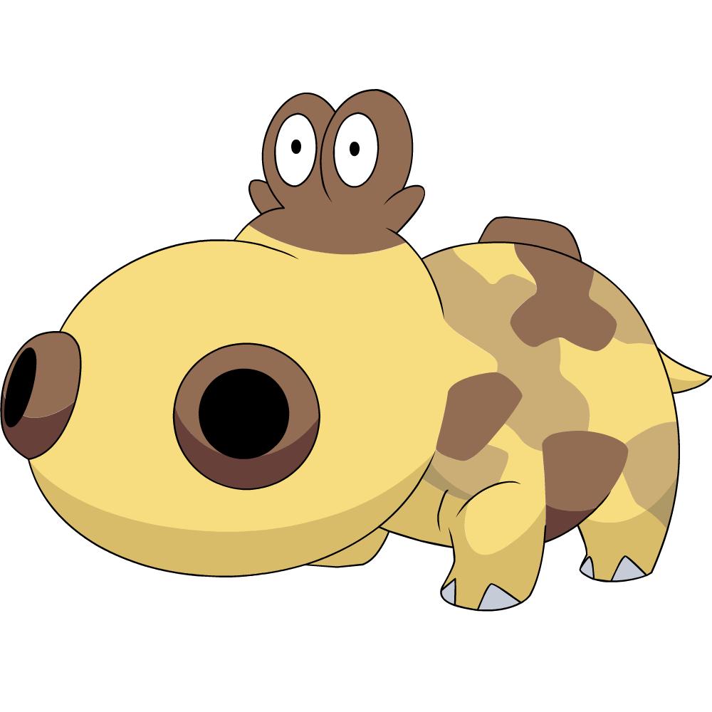 Pokemon Hippopotas | Pokemon Hippopotas Images | Pokemon Images …