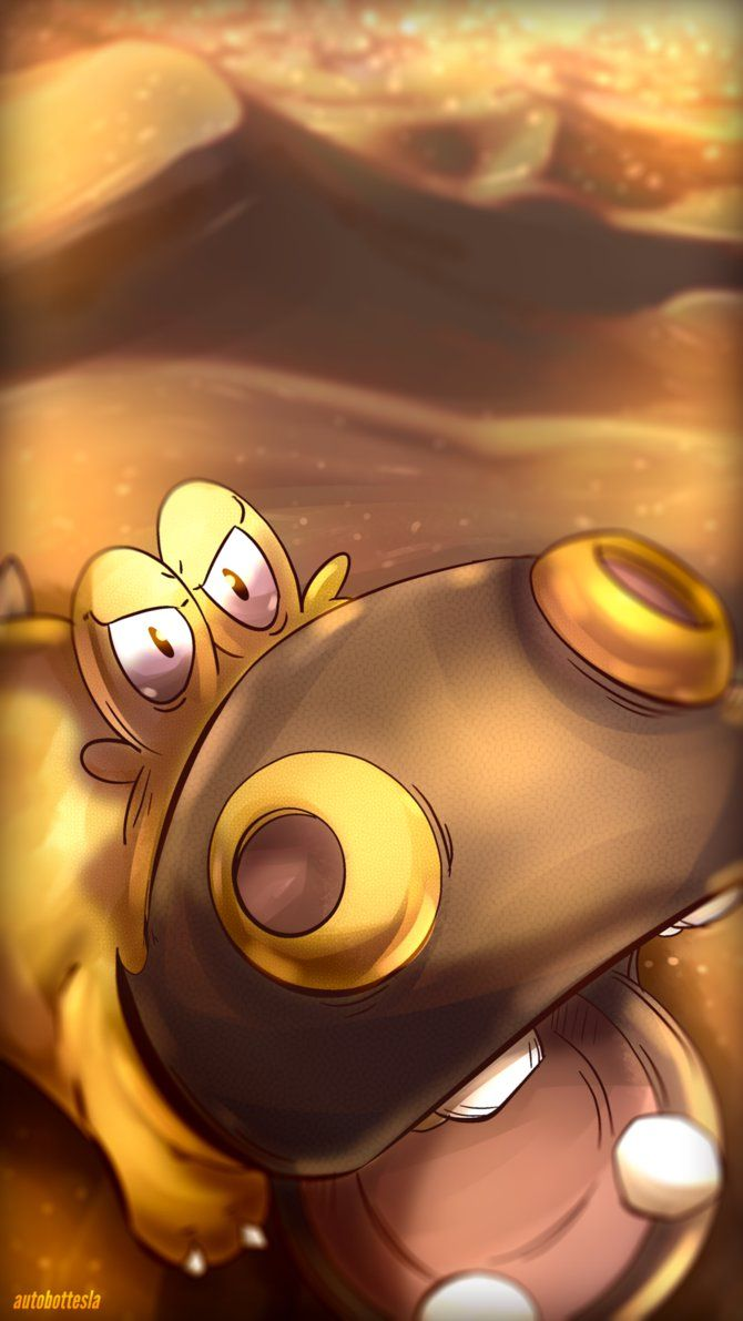 Day 431 – Hippopotas by AutobotTesla on DeviantArt