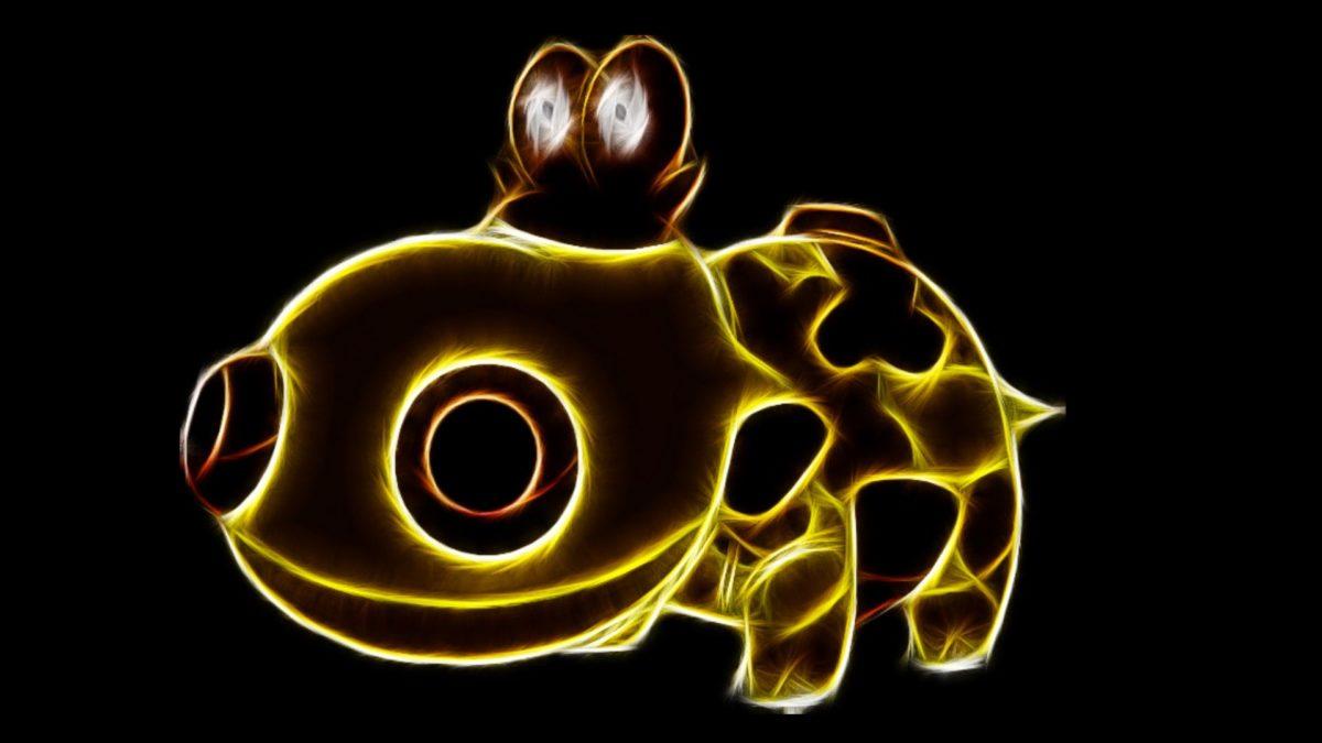 Hippopotas by TheBlackSavior on DeviantArt