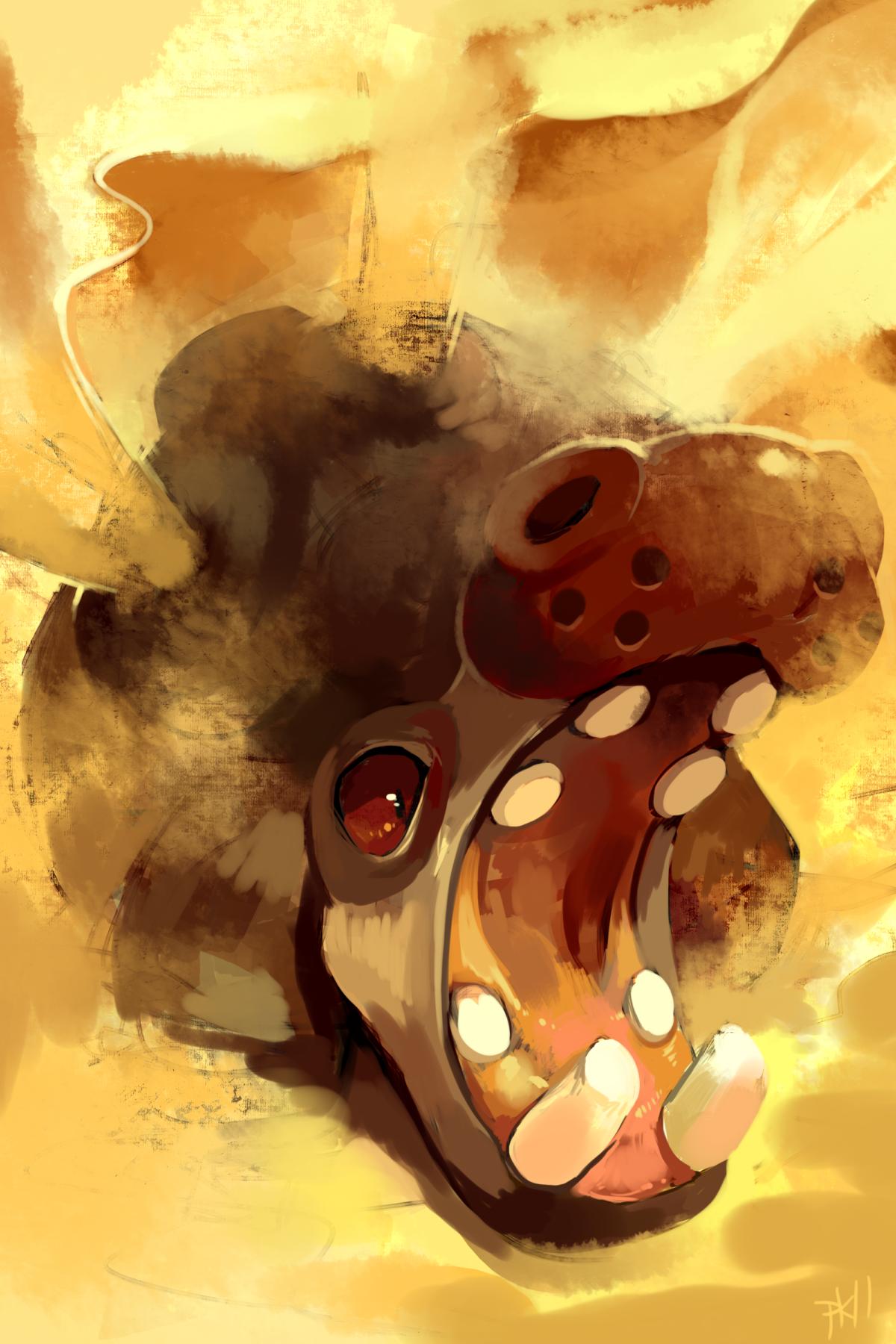 hippowdon | pokemon | Pinterest | Pokémon