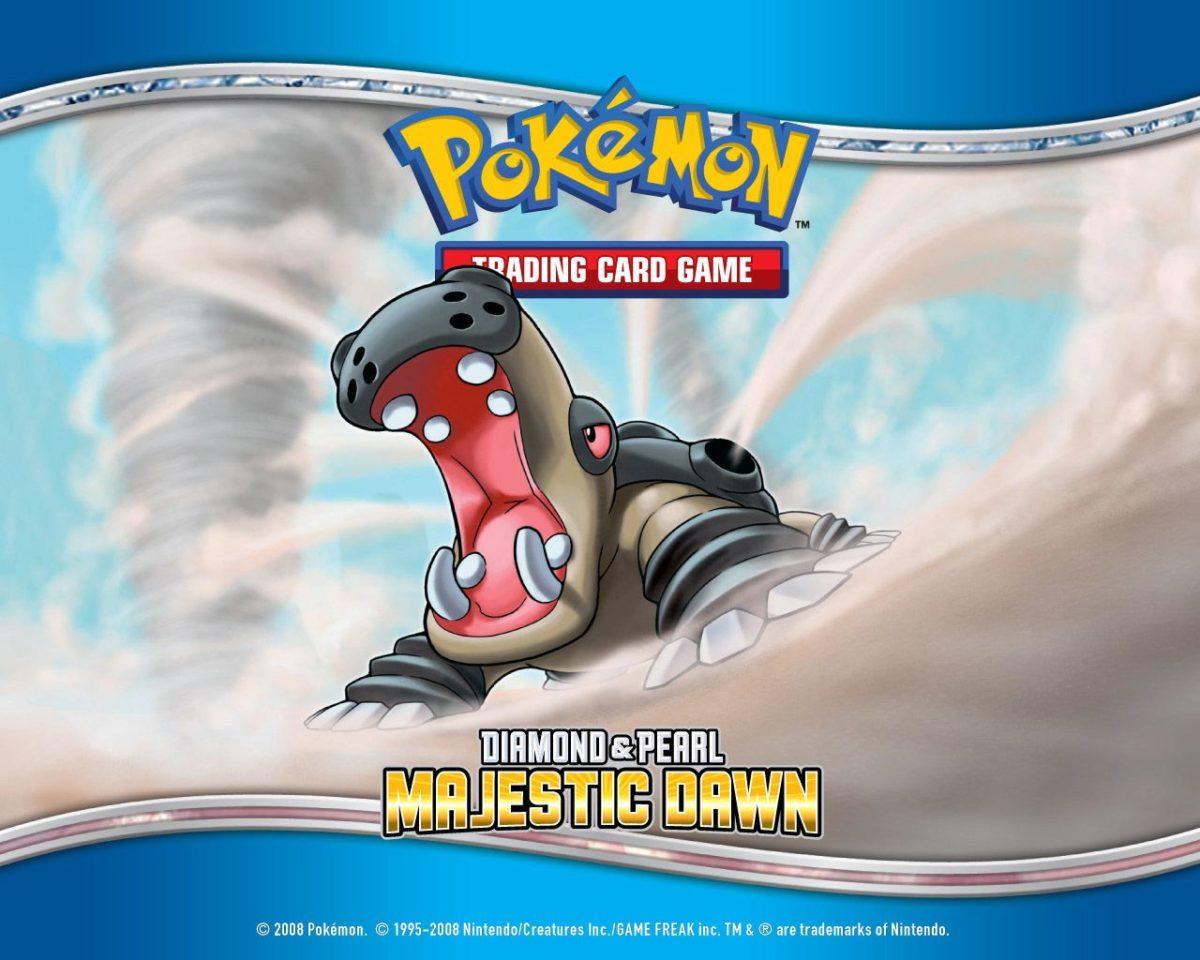 Pokemon Wallpaper of Hippowdon Majestic Dawn – Pokemon Wallpaper …