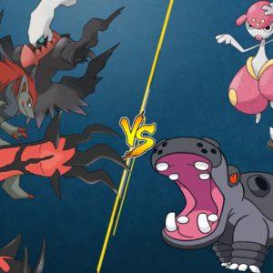 download PTCGO Stream Match] Zoroark and friends vs Hippowdon/Lucario …