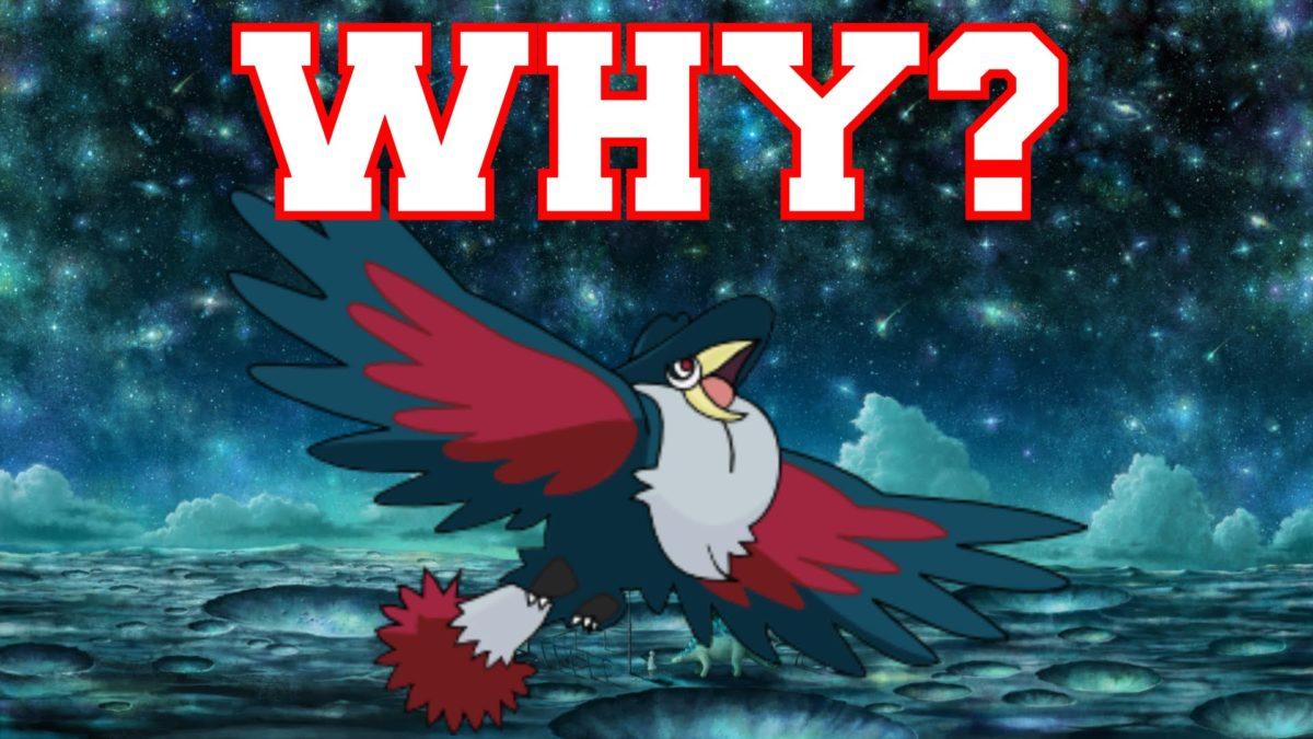 Why Mega Evolve? #164 Honchkrow – YouTube
