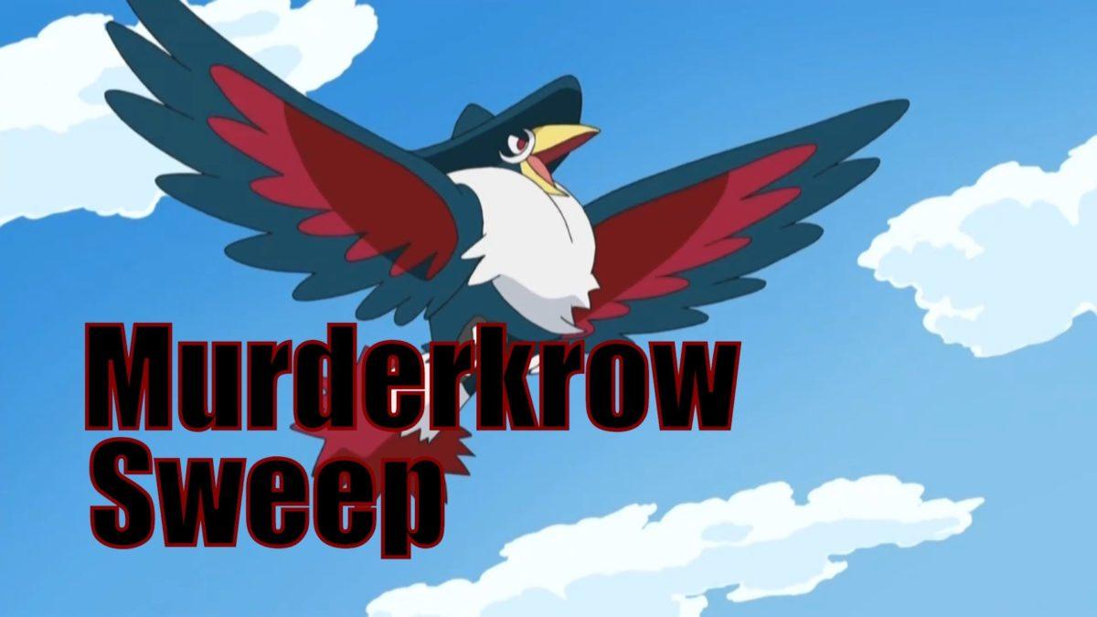 Pokémon Showdown! Honchkrow Sweep! – YouTube