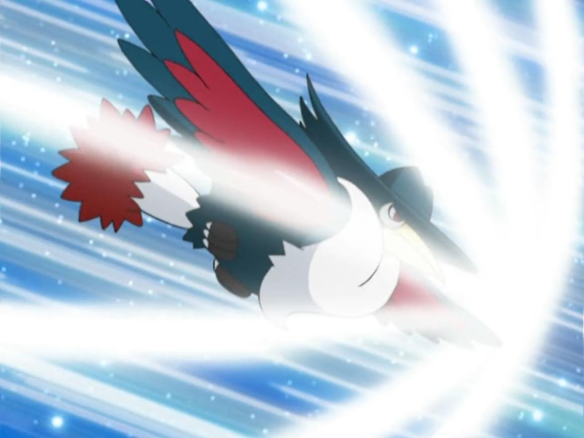 Image – Paul Honchkrow Aerial Ace.png   Pokémon Wiki   FANDOM …
