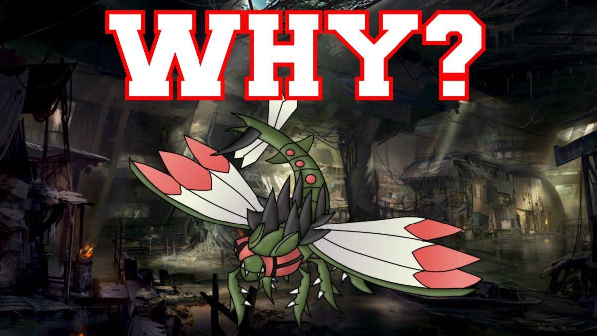 Why Mega Evolve? #162 Yanmega – YouTube