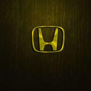 download Honda Logo iPad 1 & 2 Wallpaper