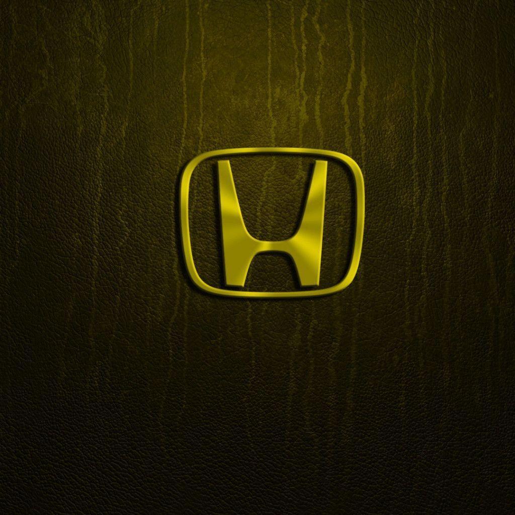 Honda Logo iPad 1 & 2 Wallpaper