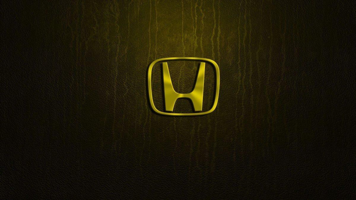 Honda Logo HD Wallpaper 1920×1080