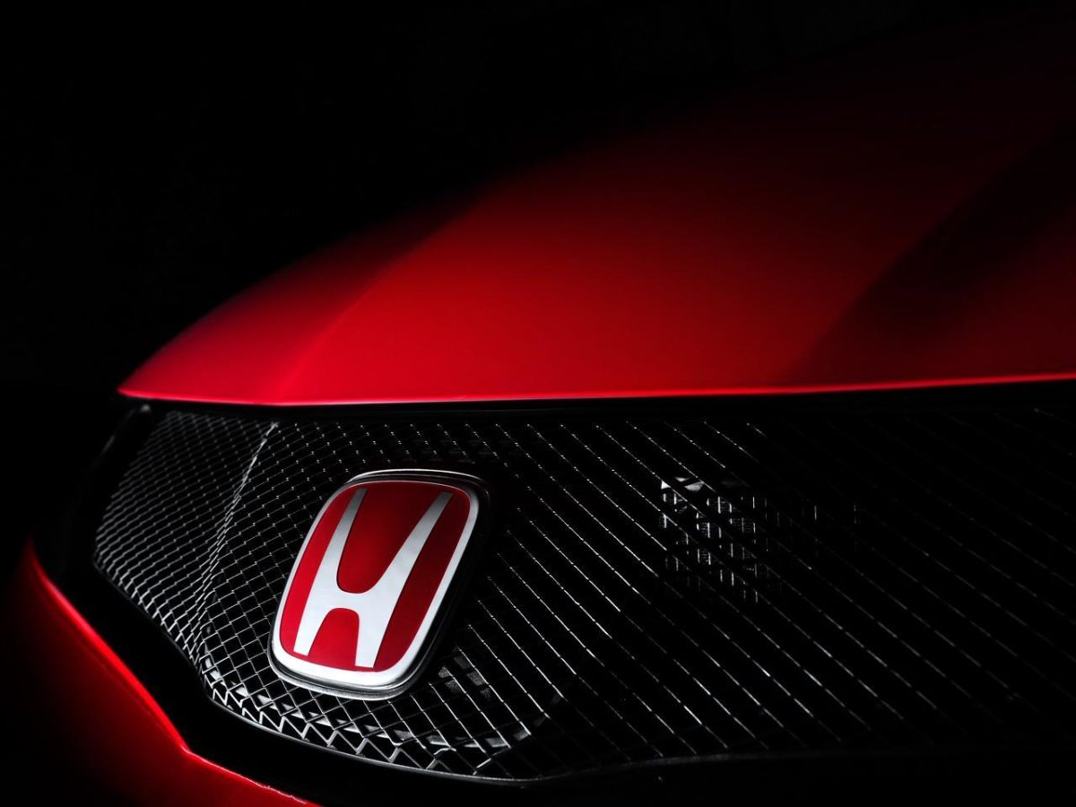 Honda Civic Type R Logo Wallpaper #10239 | Hdwidescreens.