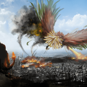 download 29 Ho-oh (Pokémon) HD Wallpapers | Background Images – Wallpaper Abyss