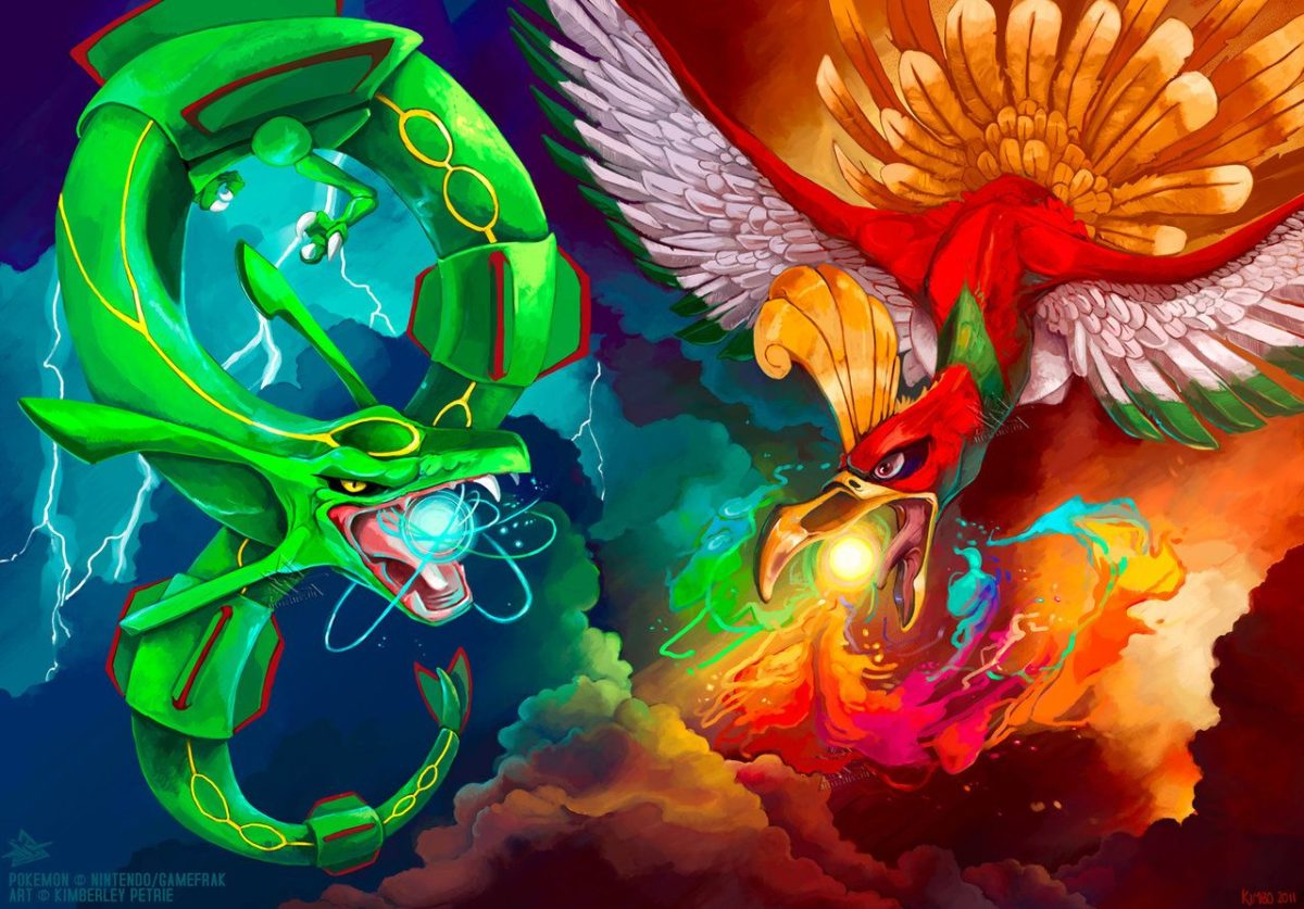 Ho-Oh Wallpapers, 47 PC Ho-Oh Images in Beautiful Collection, T4 …