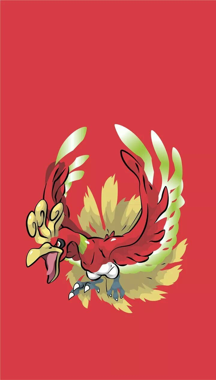 Ho-oh images Ho-Oh the Rainbow Phoenix HD wallpaper and background …