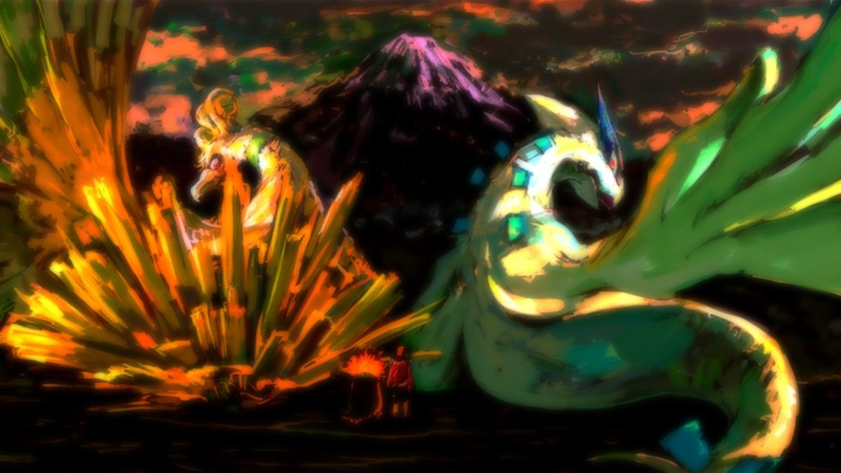 gold, ho-oh, lugia, and typhlosion (pokemon, pokemon (game), and …