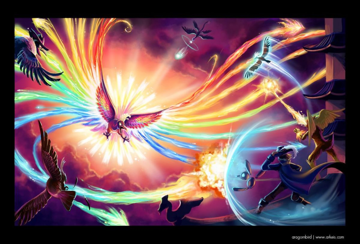 Vs Ho-oh and the Sacred Fire by arkeis-pokemon.deviantart.com on …