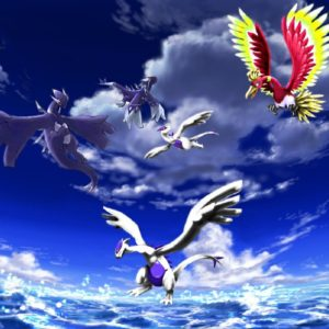 download 29 Ho-oh (Pokémon) HD Wallpapers   Background Images – Wallpaper Abyss