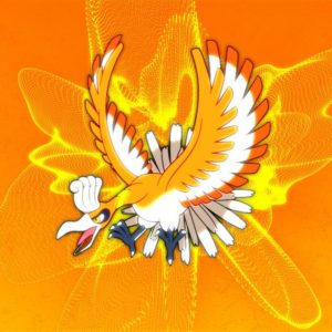 download Shiny Ho-Oh Wallpaper by VoltPon3 on DeviantArt