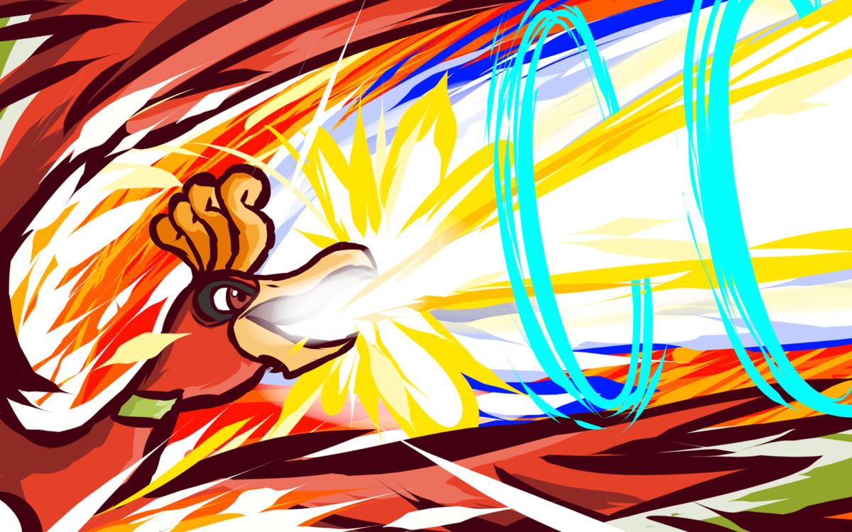 Ho-Oh | Sacred Fire by ishmam | Pokemon | Pinterest | Pokémon