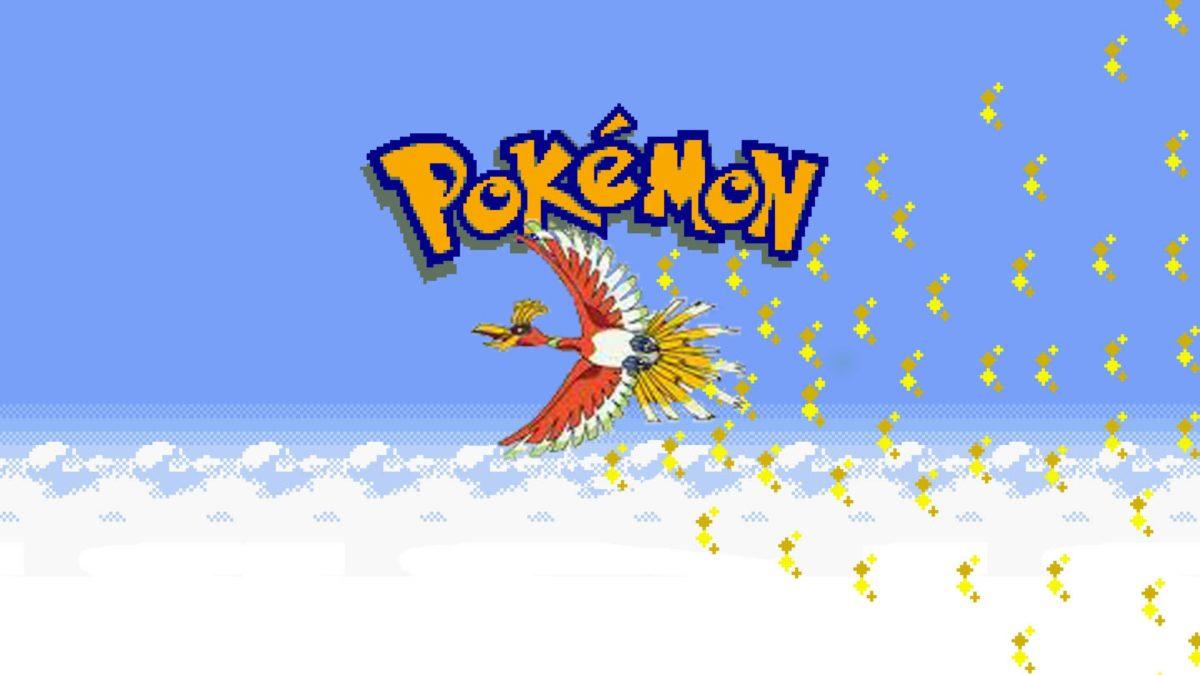 Pokemon Gold Pixels Ho 716052 Wallpaper For Pc Desktops, Tablet …