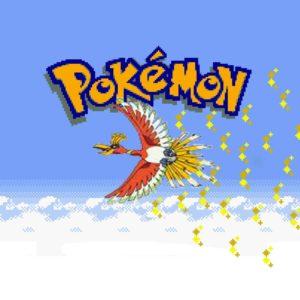 download Pokemon Gold Pixels Ho 716052 Wallpaper For Pc Desktops, Tablet …