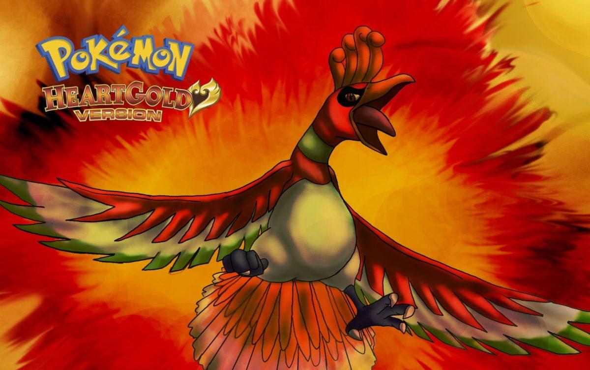 pokemon hooh 2284×1431 wallpaper High Quality Wallpapers,High …