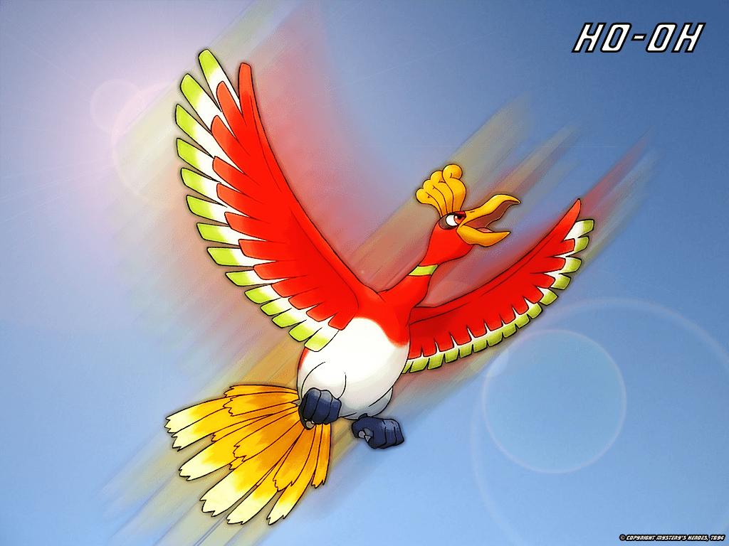 New Pokemon Ho Oh | ALTERNATIVAAZAPATERO.ORG