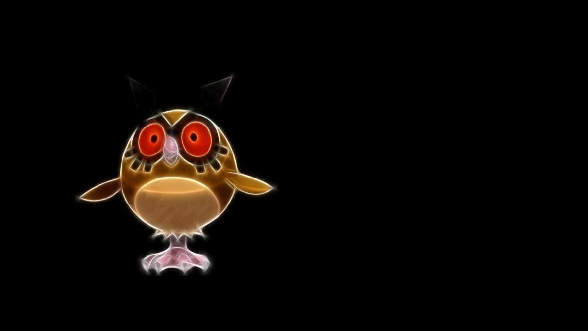 Hoothoot Pokemon Wallpaper For Desktop ~ Games for HD 16:9 High …