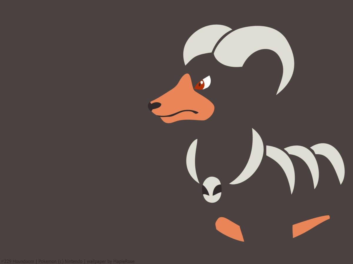 houndoom wallpaper | Pokemon | Pinterest | Pokémon, Anime and …
