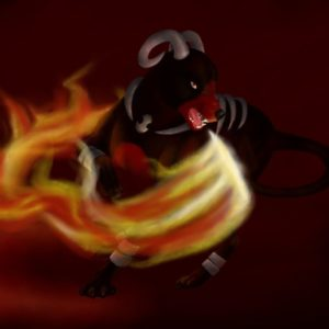 download Houndoom by Yrior on DeviantArt