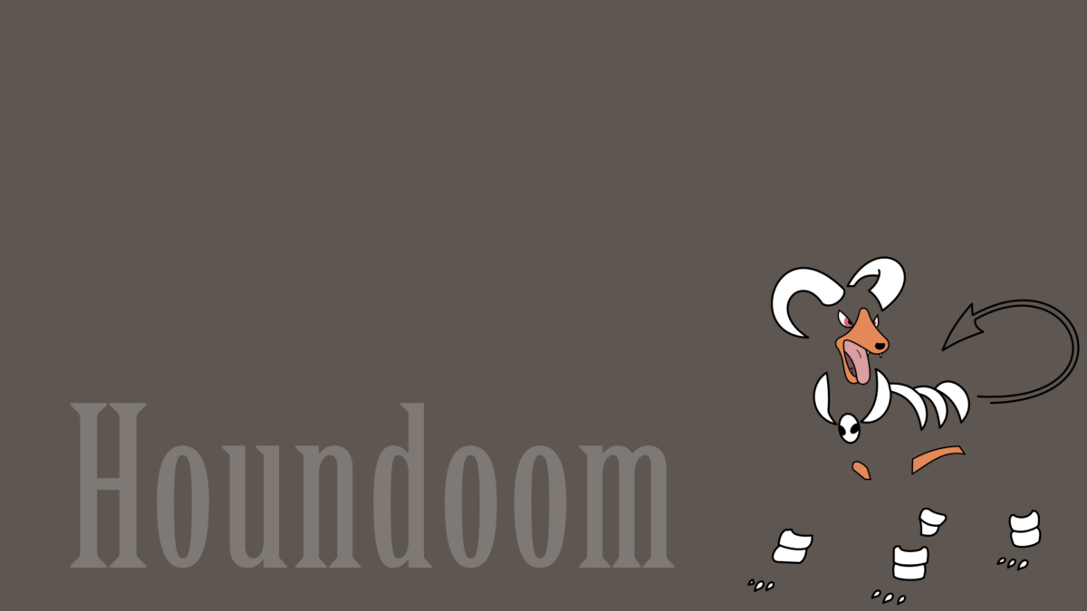 Houndoom HD Wallpapers | Full HD Pictures