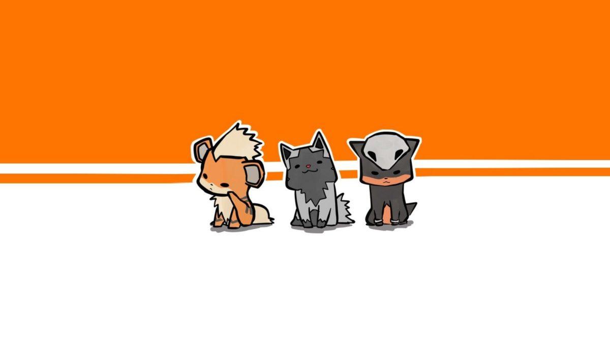 ScreenHeaven: Growlithe Houndoom Pokemon Poochyena houndour desktop …