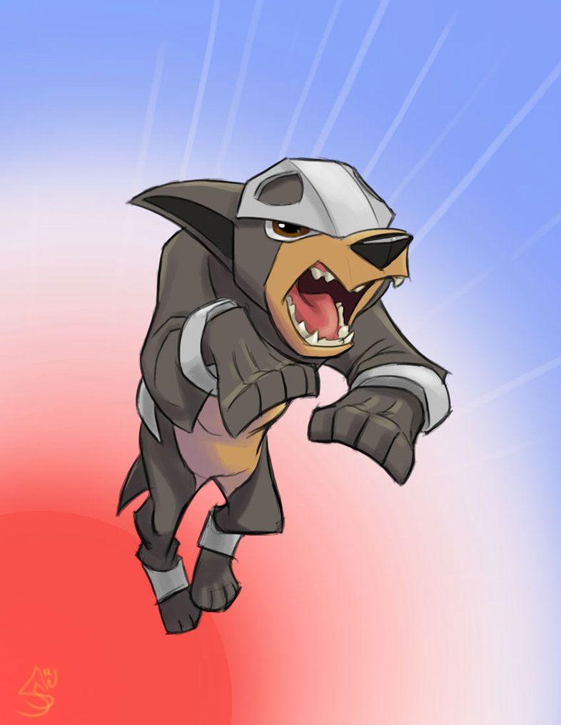 Pokemon Challenge: Houndour by SuperStinkWarrior on DeviantArt