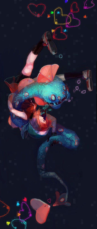 Huntail – Pokémon – Zerochan Anime Image Board
