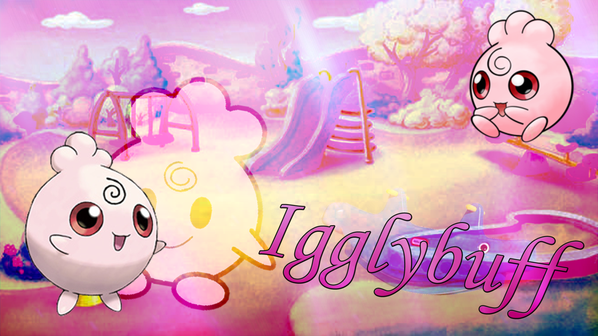 Mike's Top 5 Normal-Type Pokemon – #2: Igglybuff by ominousacid95 …