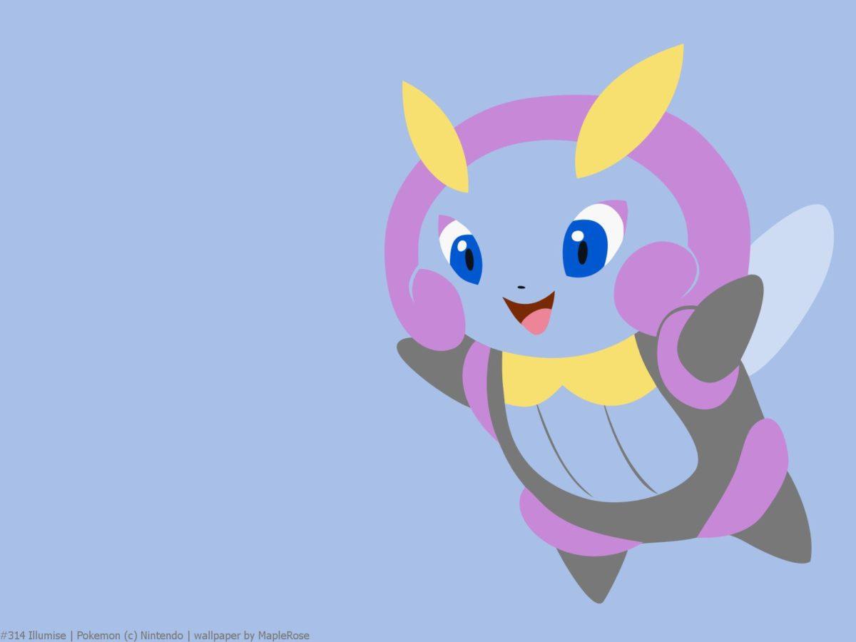 illumise #pokemon #anime #pocketmonsters   Pokemon Games & Anime …