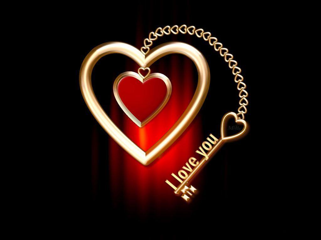 I love you key heart wallpaper – JoJo PixJoJo Pix
