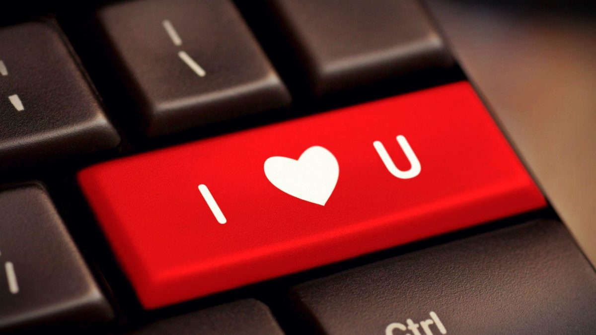 I love you – Happy Valentines Day 2015 HD Wallpapers