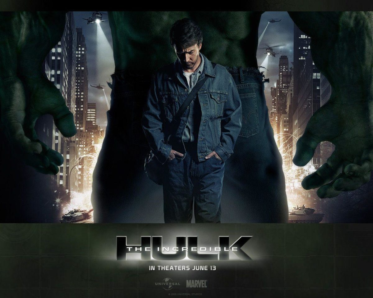 Wallpapers For > The Incredible Hulk Movie Wallpapers