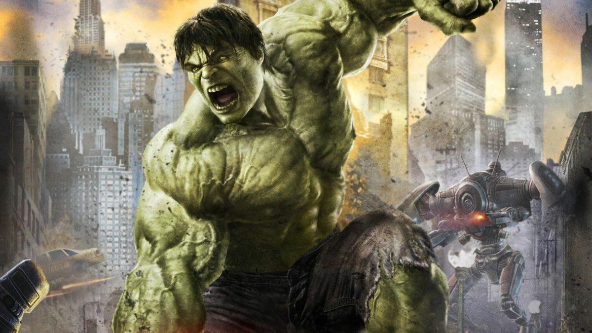 Incredible Hulk Game Wii wallpaper – 755704
