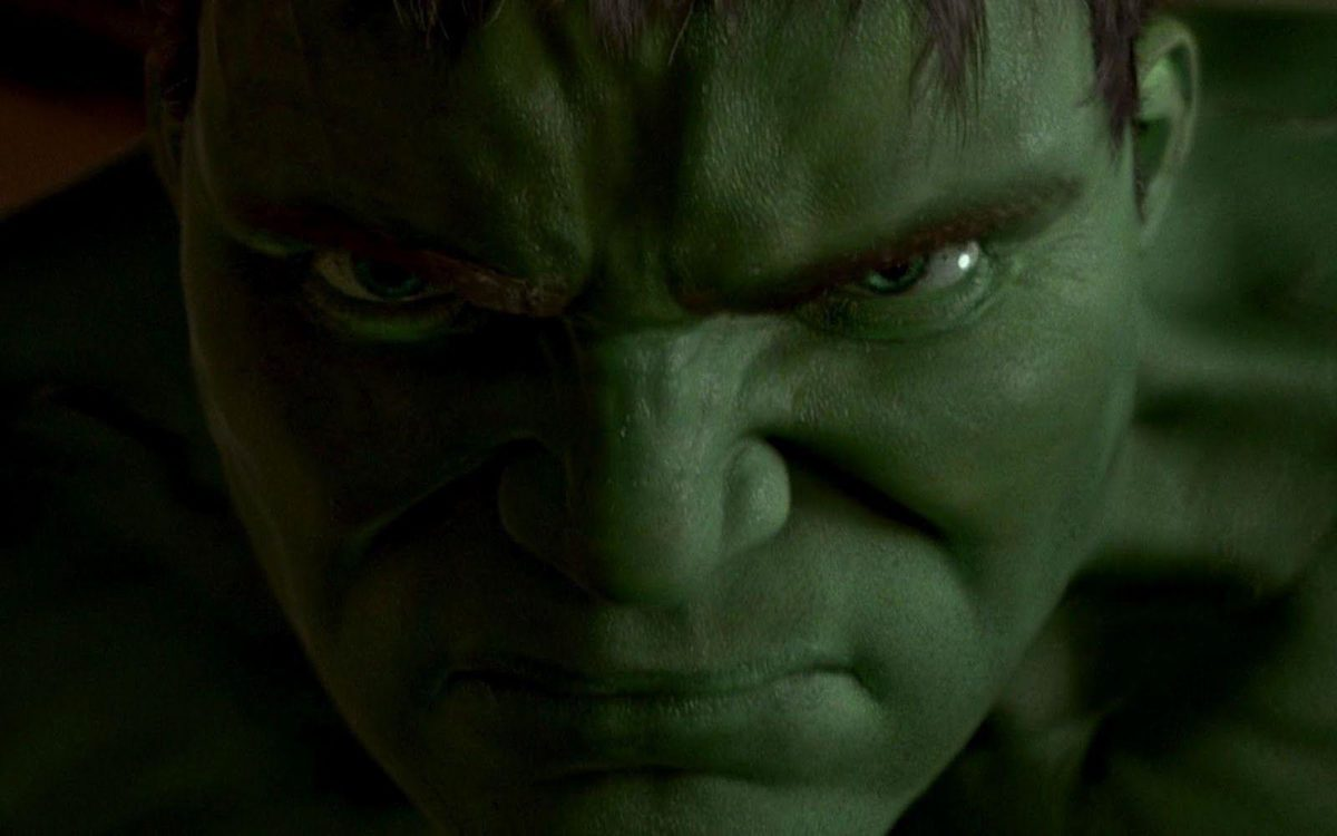 The Incredible Hulk Face in Movies – Wugange.