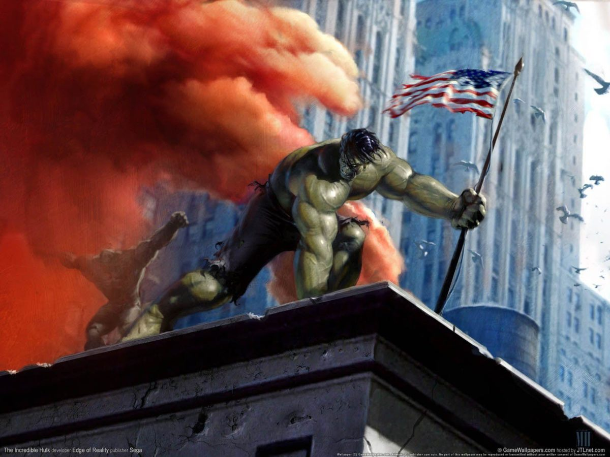 The Incredible Hulk – Games Wallpapers   Best HD Wallpapers …