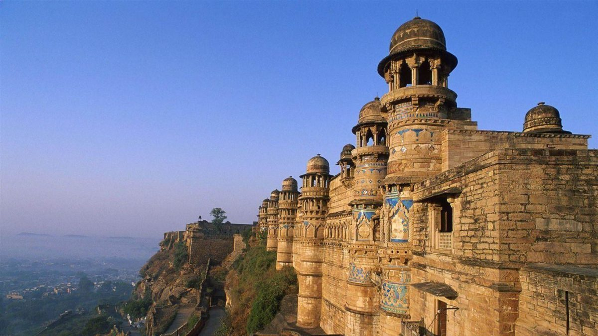 gwalior fort india-City travel photography wallpaper – 1366×768 …