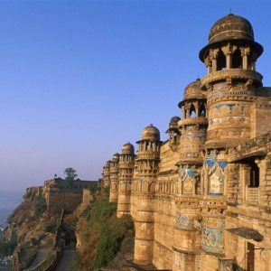 download gwalior fort india-City travel photography wallpaper – 1366×768 …