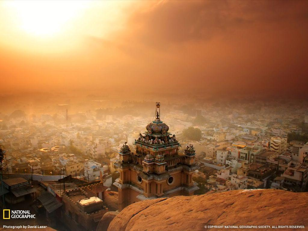 Rock Fort Picture, India Wallpaper — National Geographic Photo of …